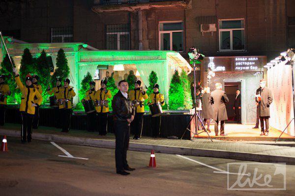 Заведение находится в центре Киева