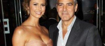 Джордж Клуни и Стейси Киблер расстаются?