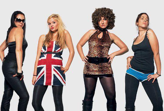Фанаты Spice girls
