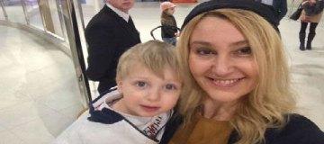 Снежана Егорова разрешила Мухарскому увидеть детей