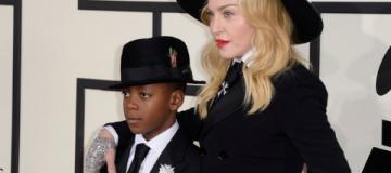 У Мадонны хотят забрать приемного сына