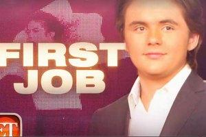 Сын Майкла Джексона дебютировал в качестве телекорреспондента