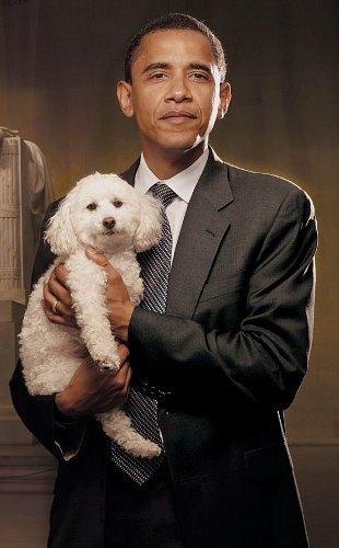 Барак Обама предпочитает собак крокодилам