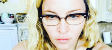 Курьер не поверил Мадонне, что она и есть звезда
