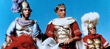 Скончался актер, сыгравший Цезаря в фильме про Астерикса