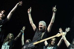 Pink Floyd сняли клип в Украине
