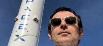 Вакарчук был на экскурсии в Space X и познакомился с программистом-украинцем