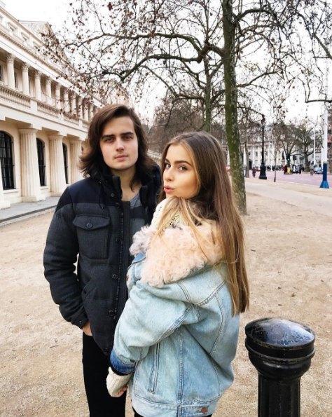 Внуки Ротару - Анатолий и София