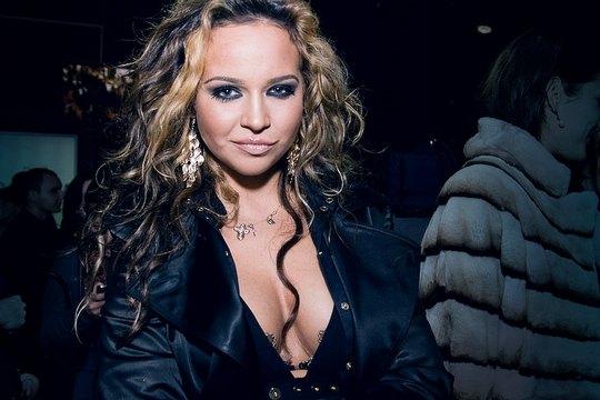 Певица, актриса, внучка экс-премьер-министра Украины Маша Фокина
