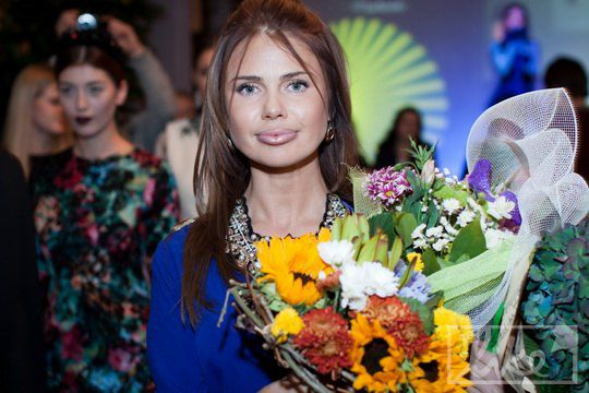 """Ксения Мамедова: """"Я хочу поднять украинскую культуру"""""""