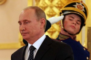 Forbes признал Путина самым влиятельным человеком в мире