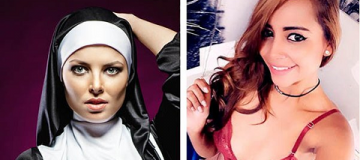 Колумбийская монахиня стала порнозвездой