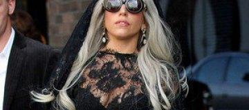 Леди Гага прошлась по Нью-Йорку в нижнем белье