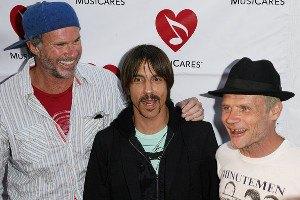 Red Hot Chili Peppers не будут переносить киевский концерт