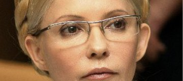 Тимошенко соболезнует семье Ступки и сожалеет, что не может приехать