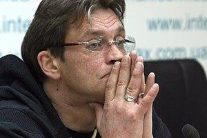 Домогаров признался в своем театральном провале