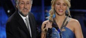 Шакира стала Человеком года