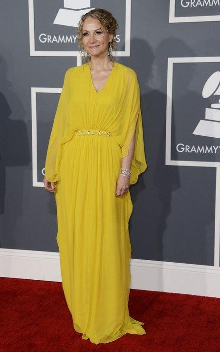 Cевероамериканская певица Джоан Осборн