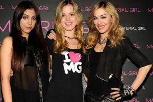 Дочь Мика Джаггера стала лицом линии одежды от Мадонны