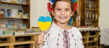 Дочь Марички Падалко стала участницей патриотического флешмоба