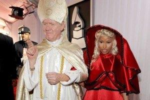 """Худшие наряды """"Грэмми"""": Никки Минаж и Леди Гага лидируют"""