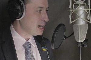 """Донецкие чиновники сняли клип """"Я уеду жить в Лондон"""""""