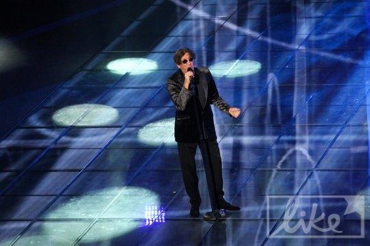 Григорий Лепс спел несколько своих хитов