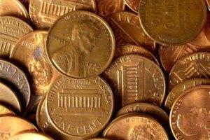 Сотрудника банка уволили за подделку десяти центов