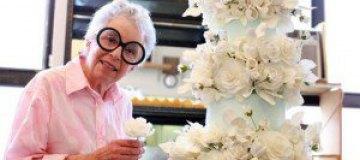 Торты для знаменитостей от 82-летней Сильвии Вейнсток