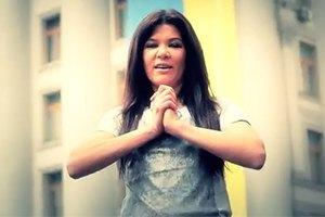 Руслана отдала деньги семьям погибших бойцов из зоны АТО