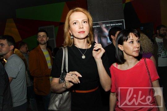 Супруга народного депутата Николая Катеринчука Анастасия