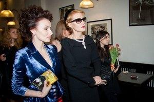 Мейхер c мужем познакомила Рената Литвинова