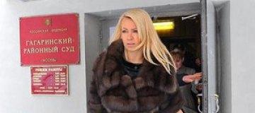 Рудковская простила экс-супруга и навестила его в тюрьме