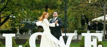 Светлана Тарабарова наслаждается медовым месяцем в Риме