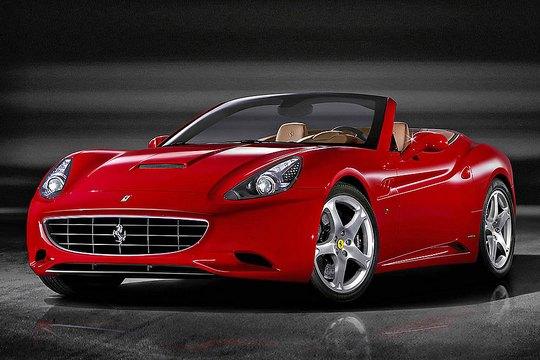 Скорее всего, Артем приобрел Ferrari California