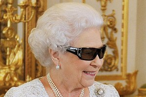 Королева Великобритании ищет того, кто будет вдохновлять