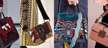 Тренды весны 2019: самые модны сумки сезона