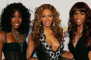 """""""Destiny's Child"""" возвращаются на сцену"""