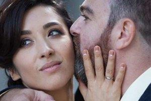 Обнародованы фото со свадьбы Анны Завальской