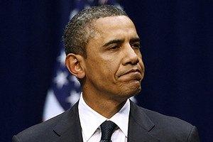 У Обамы угнали грузовик