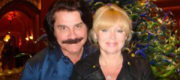 Павел Зибров отдохнул в Дубае с Ани Лорак