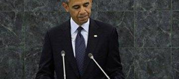 Барак Обама бросил курить, потому что боится жены