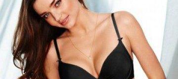 Миранда Керр в нижнем белье Victoria's Secret