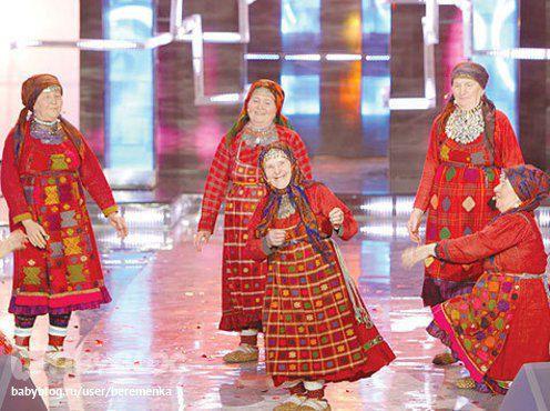 """По оценкам букмекеров, """"Бурановские бабушки"""" займут второе место на """"Евровидении-2012"""""""