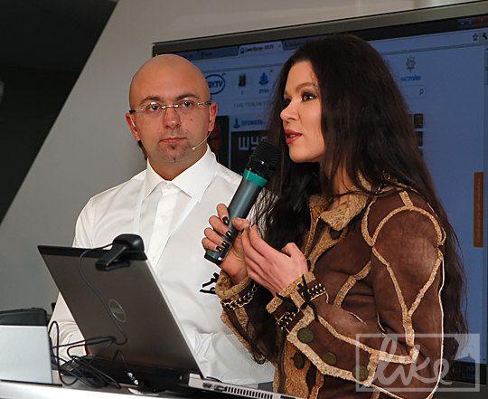 Алексей Семенов и Руслана