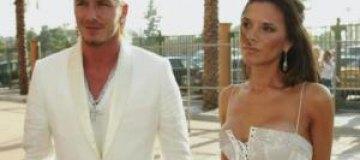 Чета Бекхэмов поженится в третий раз
