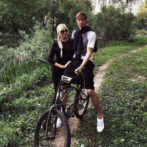Алена Шишкова с Антоном Шуниным