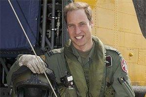 Принц Уильям стал пилотом скорой помощи