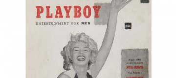 Первый экземпляр журнала Playboy ушел с аукциона