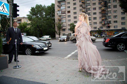 Супруга народного депутата Николая Мартыненко Анна